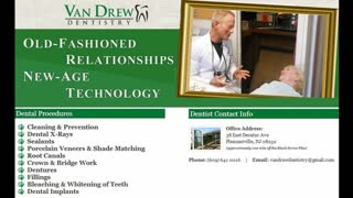 Jeff Van Drew - VanDrewDentistry - Video