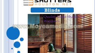 Quality Made Shutters For Windows - Video