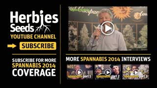 Paradise Seeds Interview @ Spannabis Barcelona 2014 - Video