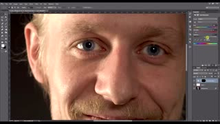 How To Change Eye Color with Photoshop - Video