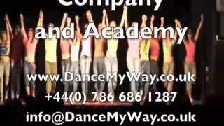 Dance My Way 2012 - Video