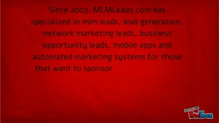 network maketing leads - Video