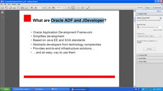 Oracle ADF online training | Online Oracle ADF    Training in USA,Uk,Singapore,Malays - Video