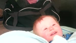 The Easiest Way to Make a Baby Smile! - Video