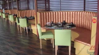Restaurant Furniture Wholesale and Supply - Video