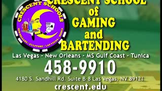 Crescent Schools of Gaming and Bartending - Video