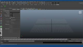 3D Maya tutorial - Particles 1 - Video