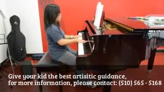 After School Music class Fremont/Union City - Video