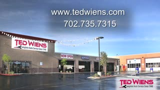 Las Vegas Car Repair Service | Car Maintenance | Ted Wiens Tire & Auto | 702-735-7315 - Video