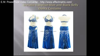 Belly Dance Costumes - Video