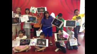 Art/Painting/Drawing Class Union City/Fremont Youngartistsclub... - Video
