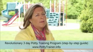 How to Potty Train | 3 Day Potty Training Program