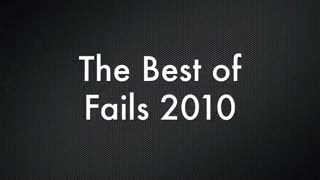 Best fail compilation vol. 1 - Video