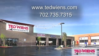 Las Vegas Car Repairs | Ted Wiens Tire & Auto | 702-735-7315 - Video