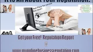 Business Reputation Management - Video