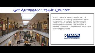 Retail People Counter - www.prodcotech.com - Video