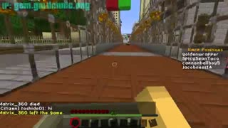 Grand Theft Minecraft| Grand Theft Auto Minecraft Server| Grand Theft Auto in Minecraft - Video