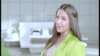 Vidya Balan T.V. Commercial for A.O.Smith - Video