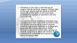 What is Search Engine Optimization - Video