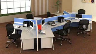 Office Furniture In India | Shreeji Modular Furniture - Video