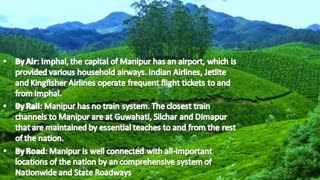 Manipur Tour Packages - Video