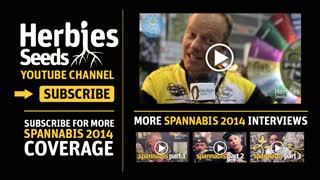 Medical Seeds Interview @ Spannabis 2014 - Video