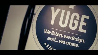 Corporate video - Yuge Design We listen We design and We create - Video