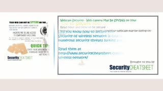 Internet Security Guide and Reviews - www.securitycheatsheet.com - Video