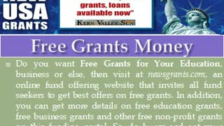 Grab Free Government Grants from Government Banks Through Legal Ways