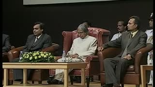 Amitabh Bachchan – Introduction – Dhirubhai Ambani Memorial Lecture - Video