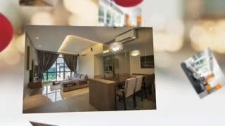 Singapore Condo Interior Design - Video