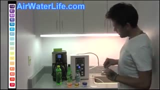 Aqua Ionizer Deluxe 7 0 Review from Air Water Life - Video