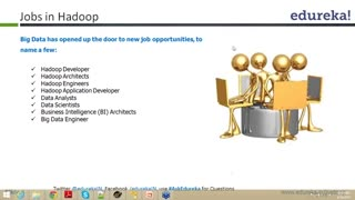 Hadoop Jobs - Video