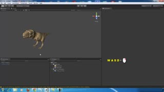 Unity 3d - Tutorial 3 - Movement - Video