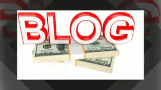 How to make money with a blog - Video