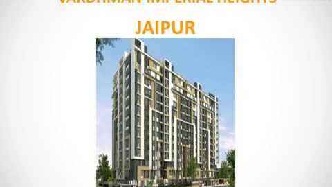 Vardhman Imperial Heights Jaipur