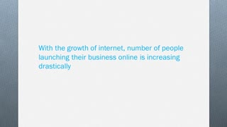 Tips to Launch an Online T Shirt Business - Video
