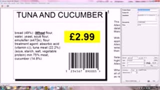 Allergen Labelling - Allergen Manager - To Highlight Allergens for Compliance to latest EU Food Regulations - Video