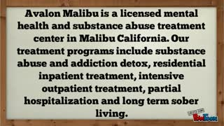 drug rehab in malibu - Video