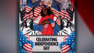Kevin D Jimison - Independence Day Photoshoot - Video