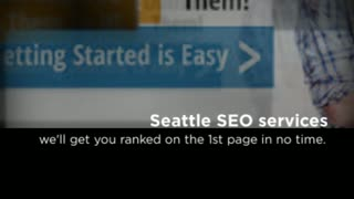 Seattle SEO services - Video