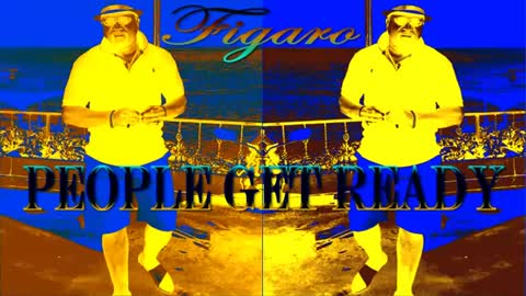 Figaro ~ People Get Ready ~ New Reggae Release
