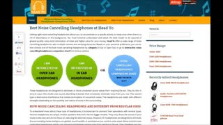 Best Noise Cancelling Headphones - Genuine Reviews at HeadYO - Video
