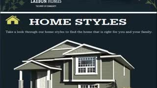 Laebon Homes Home Builders In Red Deer Alberta - Video
