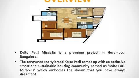 Kolte Patil Mirabilis Bangalore