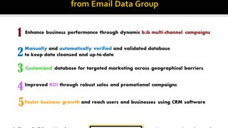 Highly Verified CRM Customer List - Video