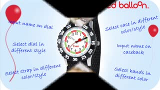 Personalized Kids Watches - Video
