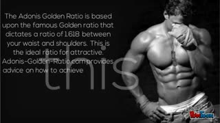 Adonis Golden Ratio review - Video