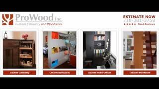 Custom Media Cabinets NYC - (cabinetmakernyc.com) - Video