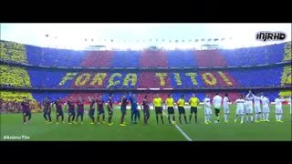 R.I.P ~ 1968 - 2014 ~ °Tito Vilanova° WE MISS YOU - Video